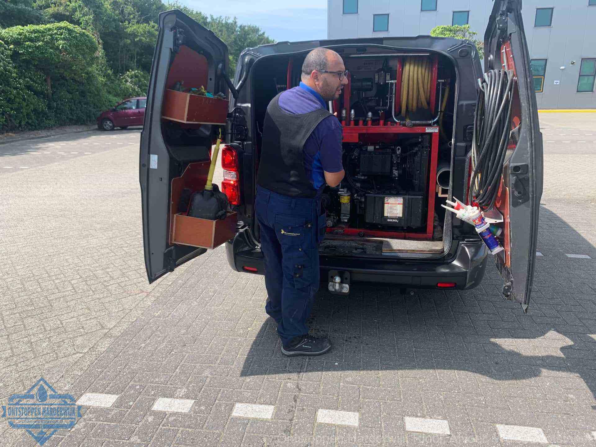 Loodgieter Harderwijk Ontstopping