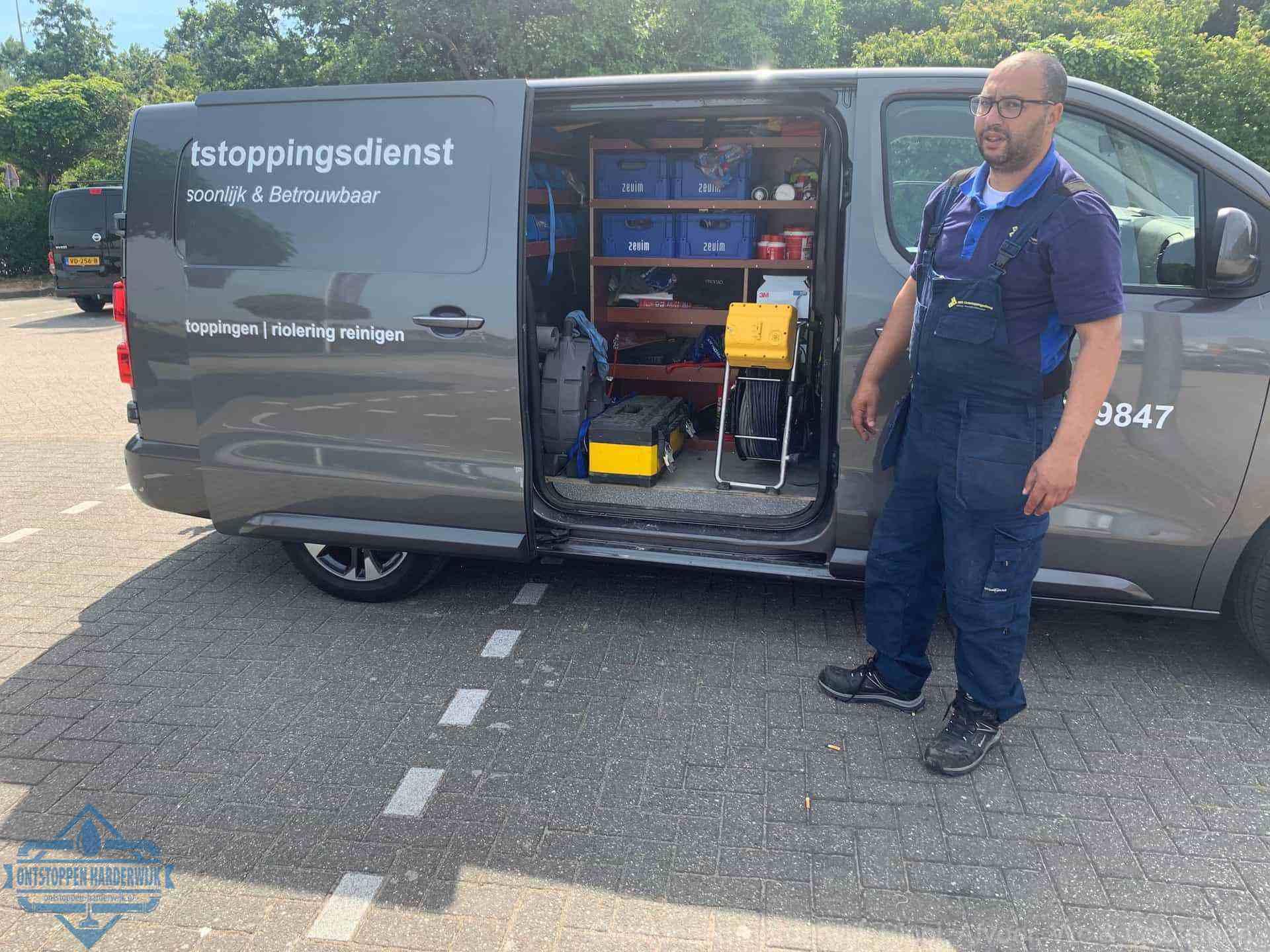 Ontstoppingsdienst Harderwijk