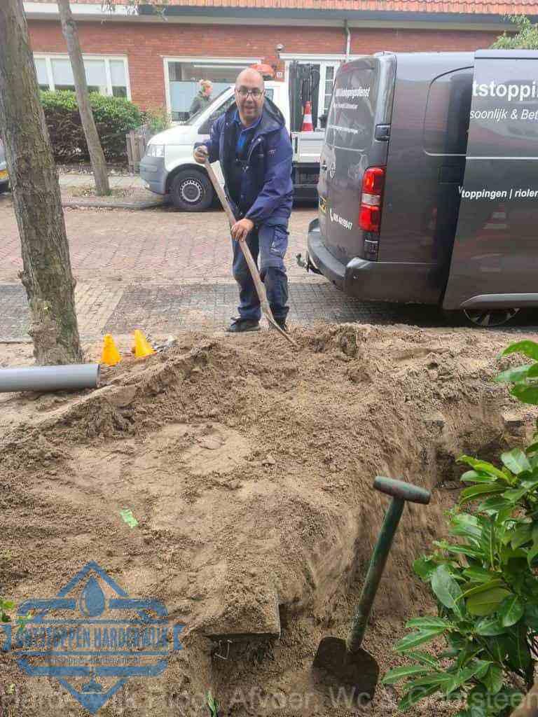 Riool ontstoppen Harderwijk graven